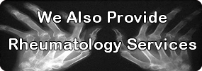 Advance Urgent Care Rheumatology Services