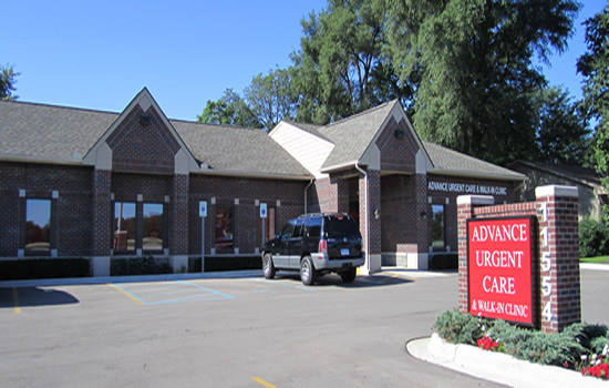 Advance Urgent Care - Hartland Location